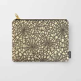 Vintage Web Carry-All Pouch