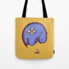 Globophobia Tote Bag