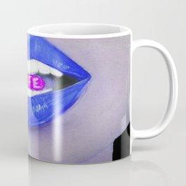 Dose of Life- dark blue Coffee Mug