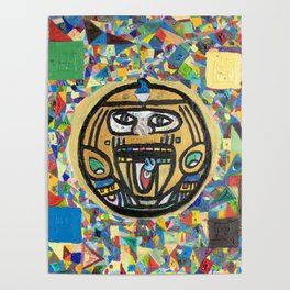 Bohemian - Aztec (2020) Poster