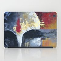 uncharted iPad Cases featuring Glimpses from the Terabytical Depths of an Uncharted Mind by Rochana Dubey