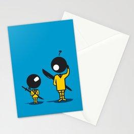 Bic Ninja Stationery Cards
