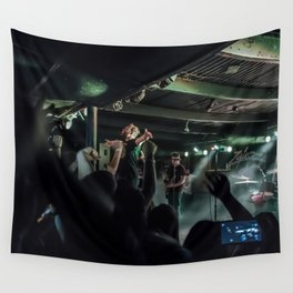 No Closer To Heaven Wall Tapestry