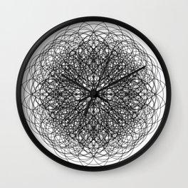 Circle Splendor 13 Wall Clock