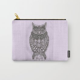 Alice the Wise Owl Carry-All Pouch