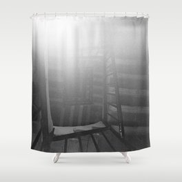 Stairs - Barcelona Shower Curtain