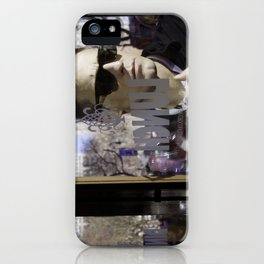 Window Shopping iPhone Case