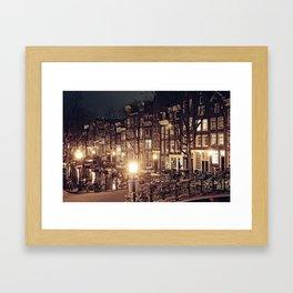 I Amsterdam.01 Framed Art Print