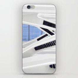 Zaha H A D I D   architect   Dominion Office Building iPhone Skin