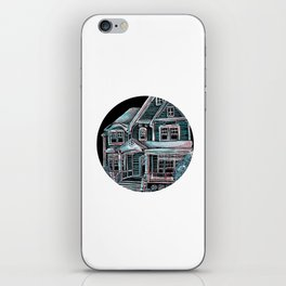 Home, Bright Home iPhone Skin