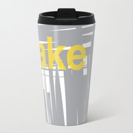 MAKE Travel Mug