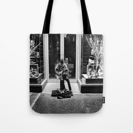 Street Solo Tote Bag