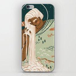 Mother Earth Goddess | Alex Gold Studios iPhone Skin