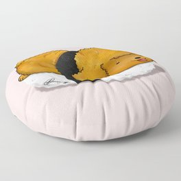 Poodle Nigiri Floor Pillow