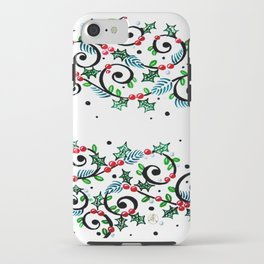 CWG Christmas iPhone Case
