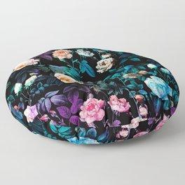 Night Forest Floor Pillow