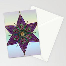 Crest of Kali Stationery Cards