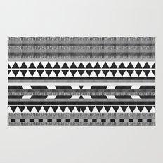 DG Aztec No.1 Monotone Rug