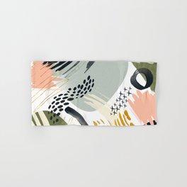 Abstract autumn season Hand & Bath Towel