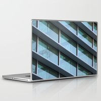 architecture Laptop & iPad Skins featuring Architecture by Alex Dodds