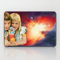 cocktail iPad Cases featuring Exoplanet Cocktail by Eugenia Loli