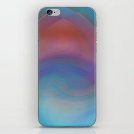 Retro Nouveau iPhone Skin