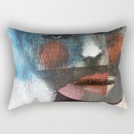 Now - by Marstein Rectangular Pillow