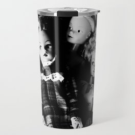 Thrift Shop Girls Travel Mug