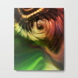 Lagrima Metal Print