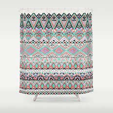 Romance In Pastels Shower Curtain