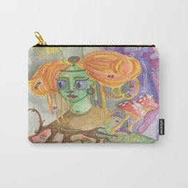 Glow fish Cave of life Carry-All Pouch