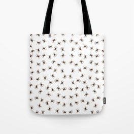 House spiders Tote Bag