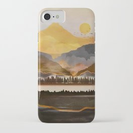Pure Wilderness at Dusk iPhone Case