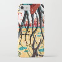 nightcrawler iPhone & iPod Cases featuring Necklace of Skulls - Nightcrawler by Necklace of Skulls