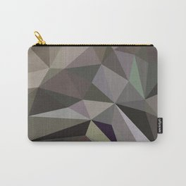 Abstraction Low poly Carry-All Pouch