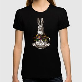 Rabbit in a Teacup T-shirt