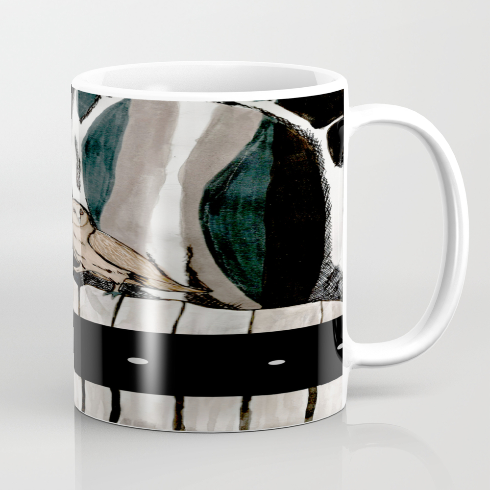 Cup Of Coffee Mug by Magdielperez MUG8715282
