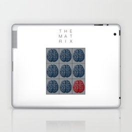 The Matrix Laptop & iPad Skin