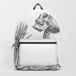 No praying for the dying gods Backpack