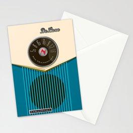 The Nakashuma Mark 1 in Blue Stationery Cards