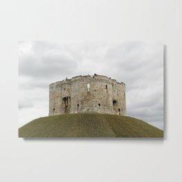 York fortress Metal Print
