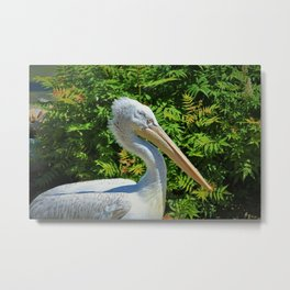 Tame the Wild Heart Metal Print