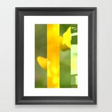 crash_ 17 Framed Art Print