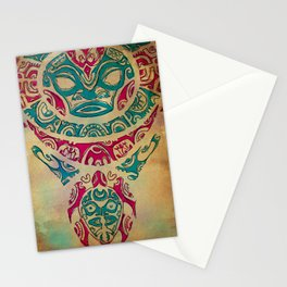 H tattoo Stationery Cards