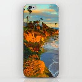 Laguna Beach California iPhone Skin