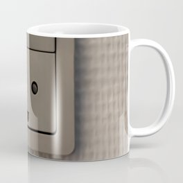 Smiling Power Outlet Coffee Mug