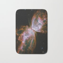 Space Photography - NASA Hubble Telescope Bath Mat