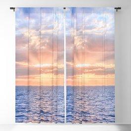 Baltic sunrise Blackout Curtain