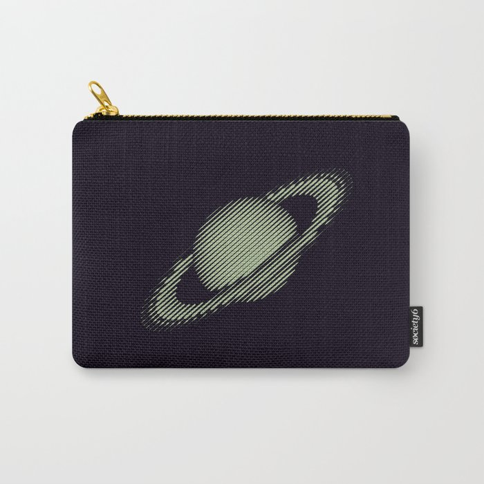 Saturn Carry-All Pouch