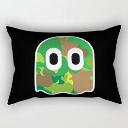 Camo Blinky Rectangular Pillow